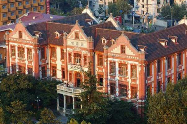 shanghai jiao tong university sjtu study in china