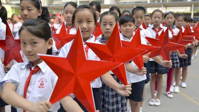 Stay there: we'll bring UK education to China