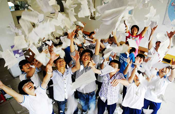 Migrants' children will be able to take gaokao locally