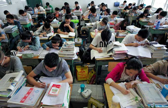 China Tries to Redistribute Education to Poors, Igniting Class Conflict
