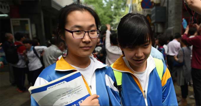 In English – China's Students Are Sharing Their Secrets