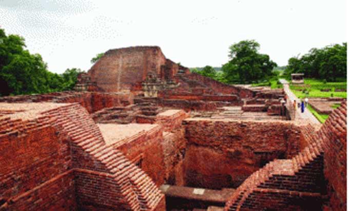 Re-discovering Nalanda in 2016