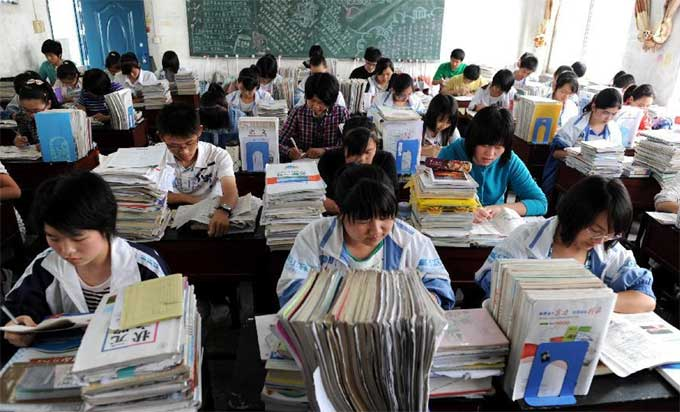 China has 1341 vocational colleges to train 10.48 million student